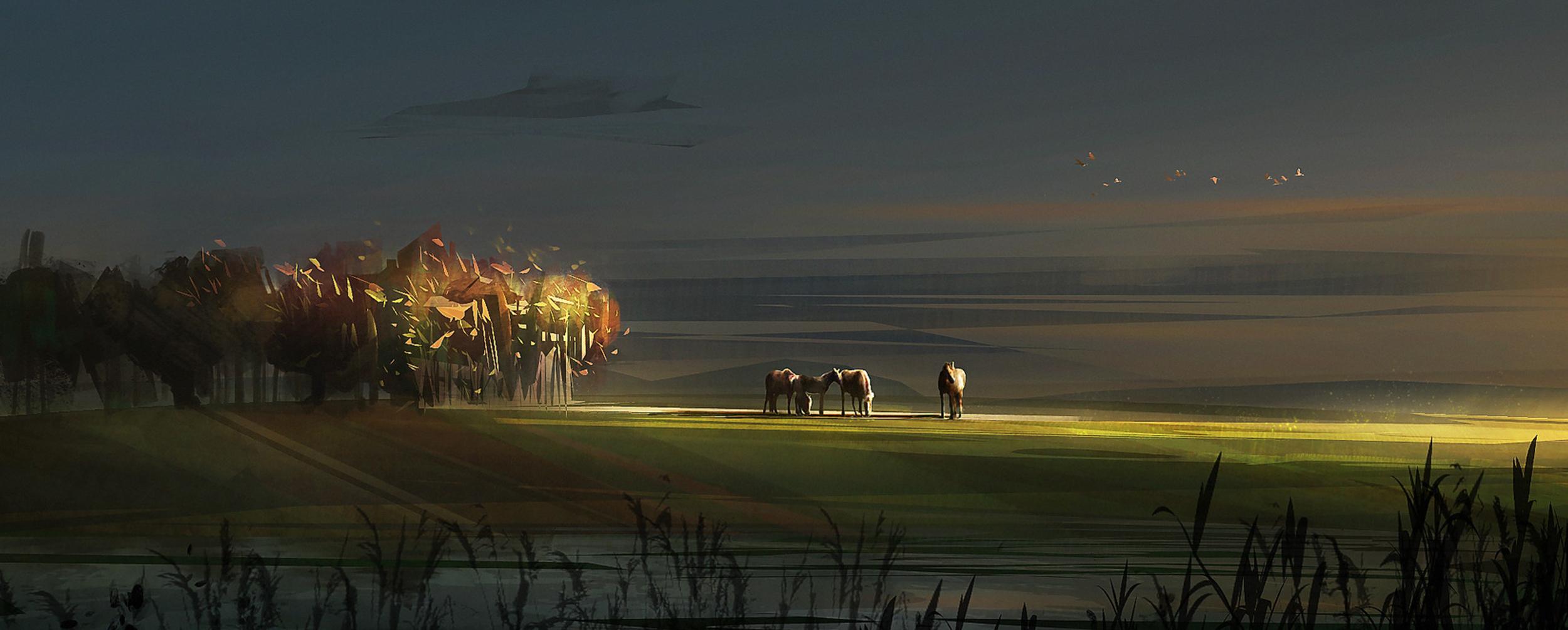 horses thomas dubois