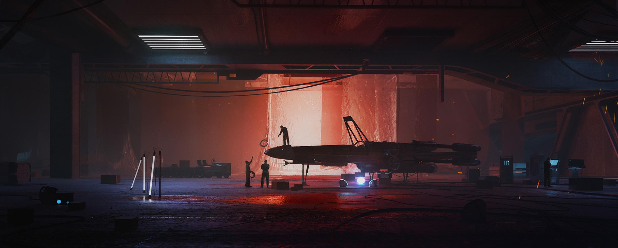 xwing-hangar thomas dubois