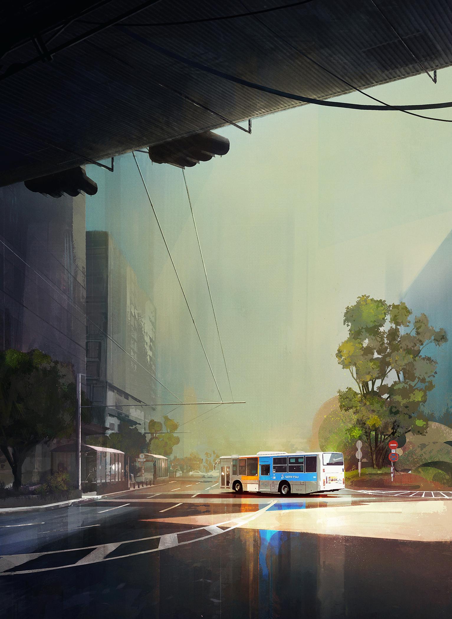 yokohama-bus thomas dubois